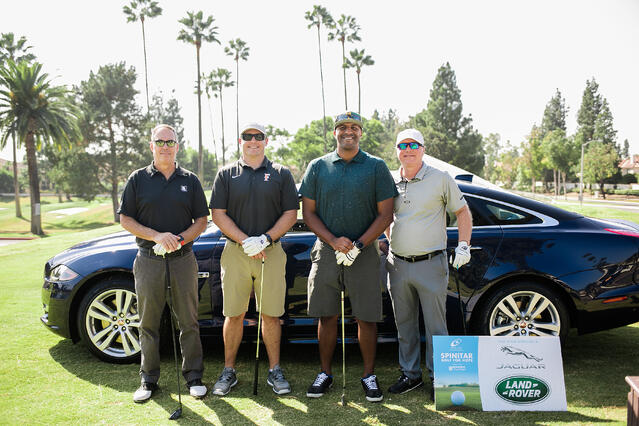 Jaguar Land Rover Hole-in-One
